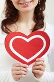 Symbol of love Royalty Free Stock Image