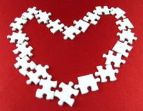 Symbol of love Royalty Free Stock Images