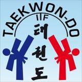 Symbol Martial arts Royalty Free Stock Photography