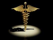 Symbol of medicine Stock Photography