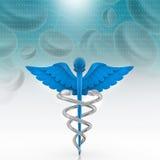 Symbol of medicine Royalty Free Stock Photography