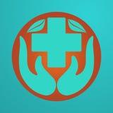 symbol medyczny wektora Ilustracji