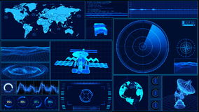 Symbol_061 militar stock de ilustración