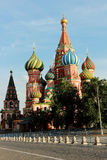 Symbol of Moscow, Russia Stock Image