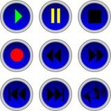 Symbol Mp3 Arkivbilder