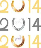 Symbol of the New Year Stock Images