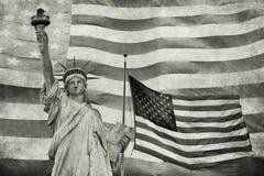 Free Symbol Of American Liberty Vintage Stock Image - 135917761
