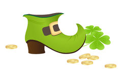 A symbol of patricks day Royalty Free Stock Image