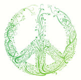 Symbol of Peace. Stock Images