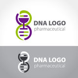 Symbol of pharmacy - snake and bowl. Vector illustration Royalty Free Stock Image