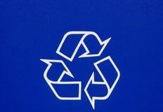 symbol recyklingu Zdjęcia Royalty Free