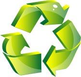 symbol recyklingu ilustracja wektor