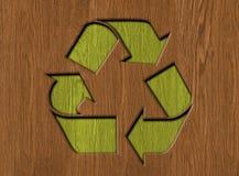 symbol recyklingu Obraz Stock