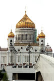Symbol of religion, Moscow Royalty Free Stock Images