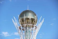 The symbol of the Republic of Kazakhstan, Baiterek Stock Images