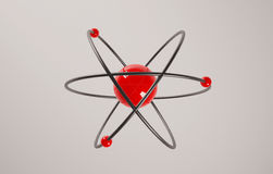 A symbol of science Stock Photography
