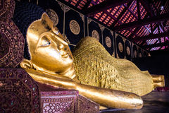 Symbol of significant in temple. The symbol of significant in temple or wat in thailand Stock Photos