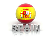 Symbol of Spain Stock Photos