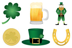 Symbol St. Patricks Day Royalty Free Stock Images