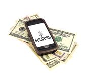 Symbol of success Stock Photography