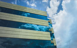 Symbol of success - modern glass office building Stock Photo