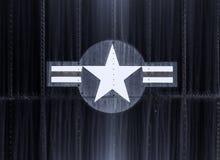 Symbol U.S. military aviation Royalty Free Stock Photography