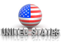Symbol of USA Royalty Free Stock Image