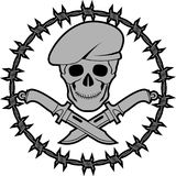 Symbol von besonderen Kräften Lizenzfreie Stockfotos