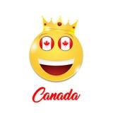 Symbol von Kanada Stockfotografie