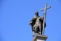 Symbol von Warschau Stockfoto