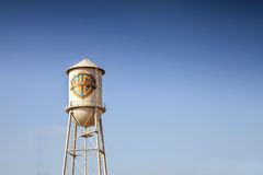 Symbol of Warner Bros. Entertainment, Inc Royalty Free Stock Photos