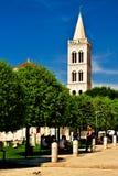 Symbol of Zadar Stock Photography
