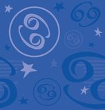 Symbol Zodiac Sign. In circle vector Royalty Free Stock Image