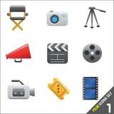 symbole 1 ekranu media położenie