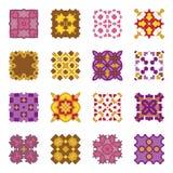 Symbole carré Image stock