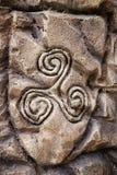 Symbole celtique antique photos libres de droits