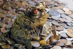 Symbole chinois de la richesse photo libre de droits