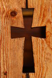 Symbole chrétien Image libre de droits