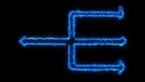 Symbole d'alchimie banque de vidéos