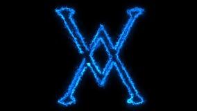 Symbole d'alchimie clips vidéos