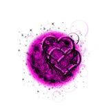 symbole d'amour Illustration de Vecteur