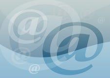 Symbole d'email stock abbildung