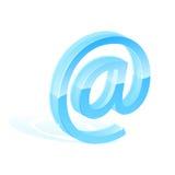 Symbole d'email de vecteur Images stock