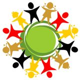 Symbole d'enfants Image stock