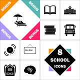 Symbole d'ordinateur de canapé illustration stock