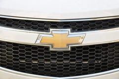 Symbole de Chevrolet Photo libre de droits