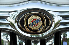 Symbole de Chrysler Photo stock