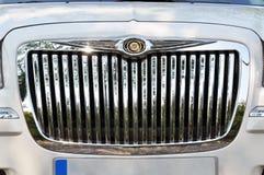 Symbole de Chrysler Photographie stock libre de droits
