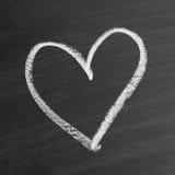 Symbole de coeur d'amour Images libres de droits