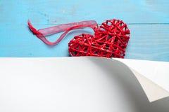 Symbole de coeur de l'amour Images libres de droits